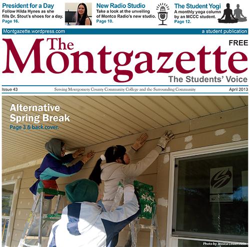 The Montgazette April 2013